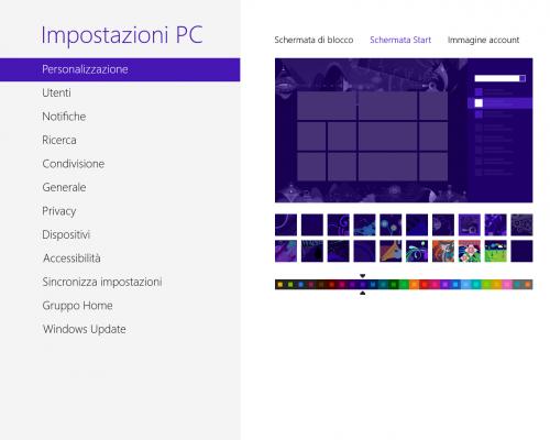 personalizzazione schermata di start.png