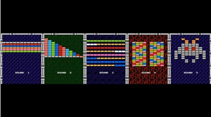 gioco arkanoid