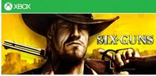 xbox six-guns