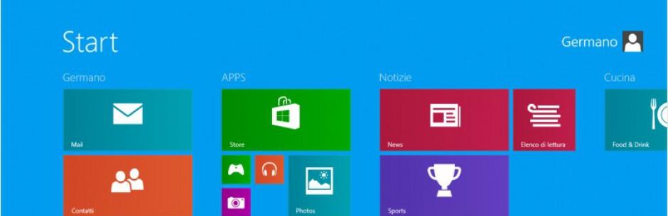 Sbloccare l'utente administrator super segreto in windows 8.1