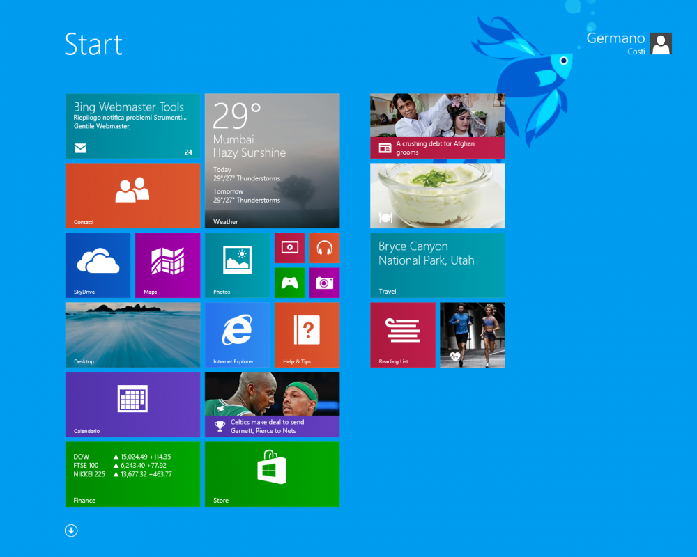 Hacks Windows 8.1