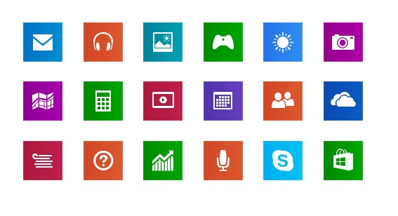 app intregrate in windows 8.1
