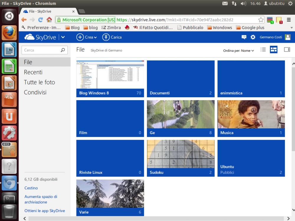 Windows 8.1 e il mondo linux ubuntu ecco come condividere file