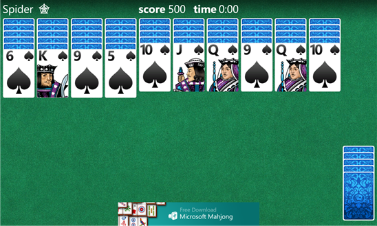 Microsoft solitaire collection, Mahjong, Minesweeper  windows phone 8