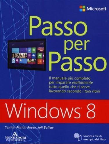 windows 8 passo per passo
