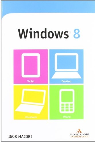 winodws 8 libro