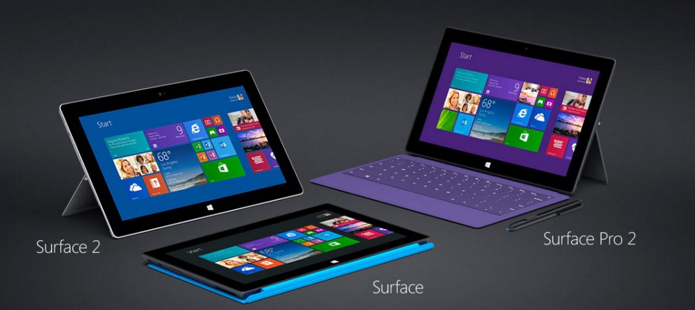 Windows 8 blog consiglia Surface 2 Pro Tablet per il 2014