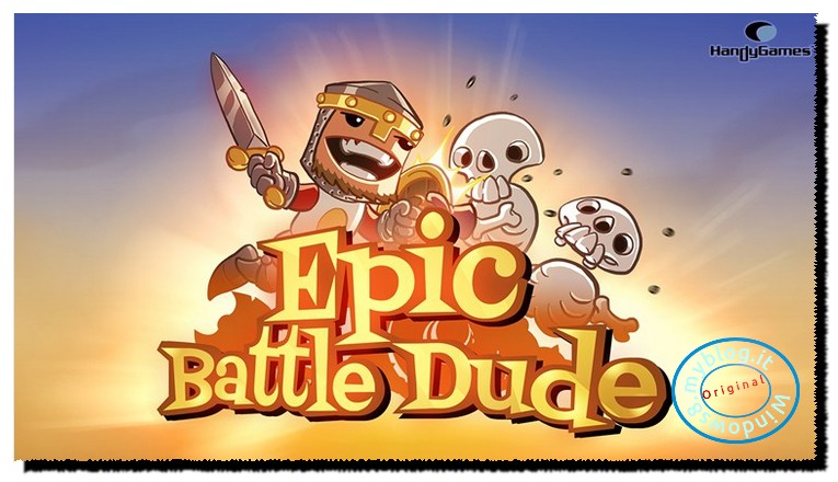 epic battle duudle