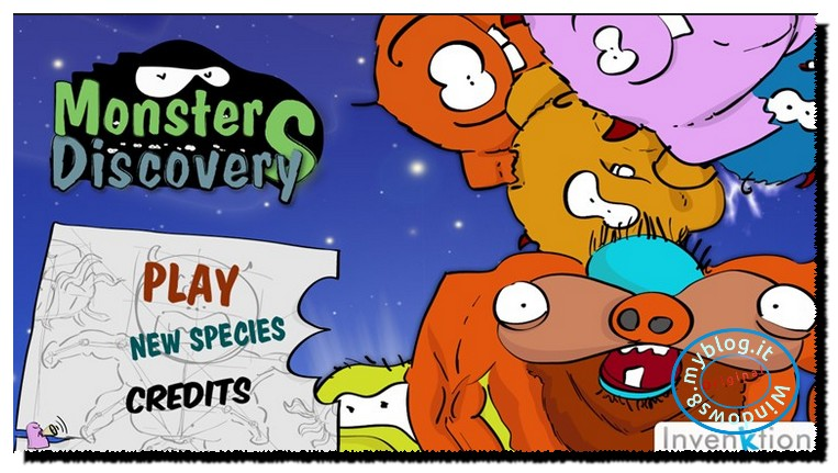 monsters discovery
