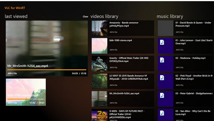 vlc for windows 81
