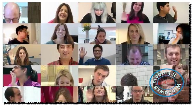 chimata gruppo skype