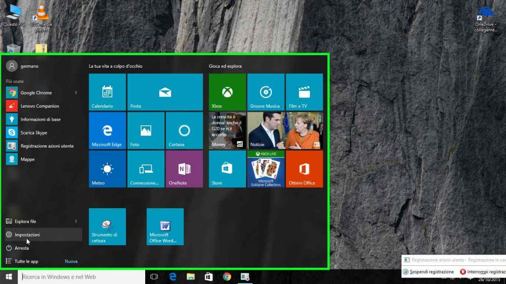 Cortana con nuovo aggiornamento funziona senza account Microsoft