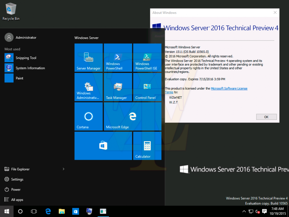 windows server 2016 3