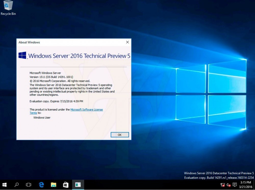 windows server 2016 technical preview  5-4
