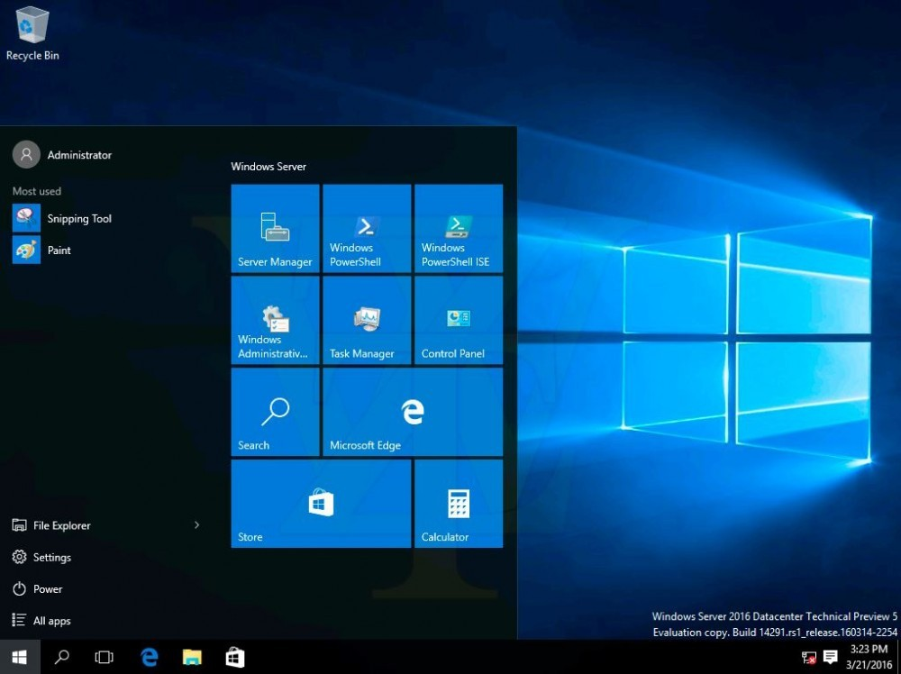 windows server 2016 technical preview  5-6