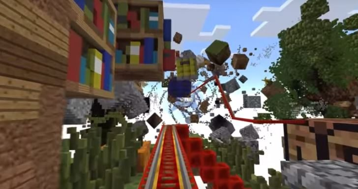 Windows 10 minecraft edition beta presto il supporto ad oculus rift