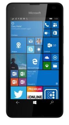 Microsoft Lumia 550 Smartphone LTE