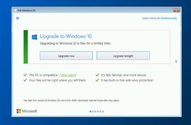 La Microsoft rimuove l' applicazione scarica windows 10